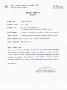 ODTÜ-Yangın-Deneyi-DIN-4102-Bölüm-2-dayanim_suresi